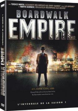 Boardwalk Empire Saison 1 DVD