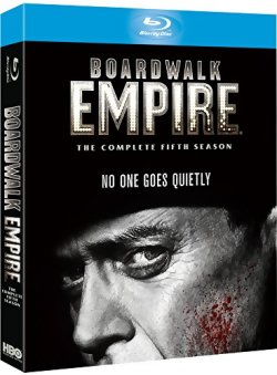Boardwalk Empire, Saison 5 - Blu Ray
