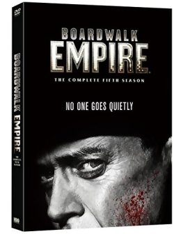Boardwalk Empire, Saison 5 - DVD