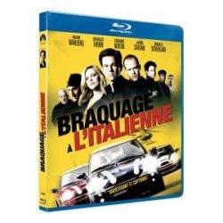 Braquage à l'italienne - Blu Ray