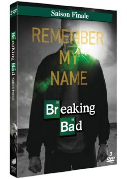 Breaking Bad - Saison finale DVD