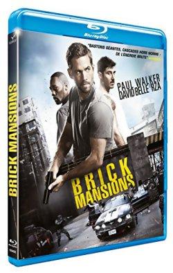 Brick Mansions - Blu Ray