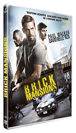Brick Mansions - DVD