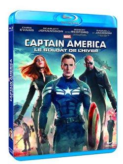 Captain America 2 - Blu Ray