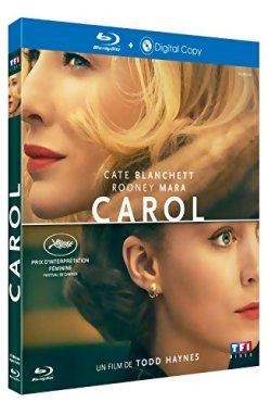 Carol - Blu Ray