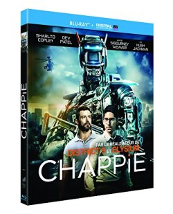 Chappie - Blu Ray