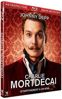 Charlie Mortdecai - Blu Ray