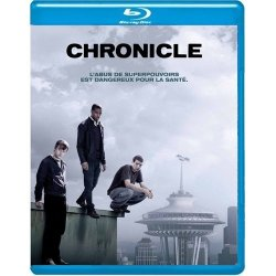 Chronicle Blu Ray