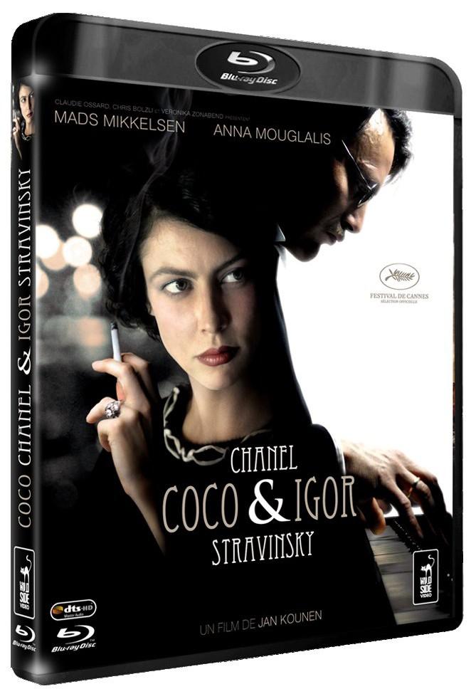 Coco Chanel & Igor Stravinsky en Dvd & Blu-Ray