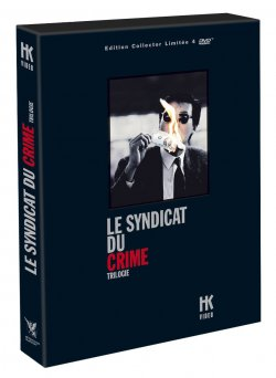 Coffret Le Syndicat du Crime