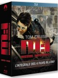 DVD Mission Impossible : La quadrilogie Blu Ray