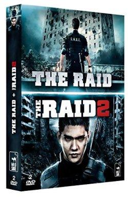 Coffret The Raid - DVD