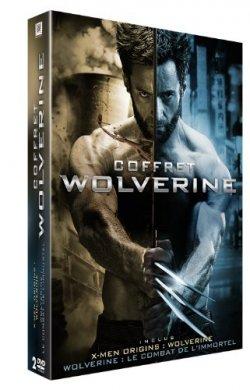 Coffret Wolverine - DVD