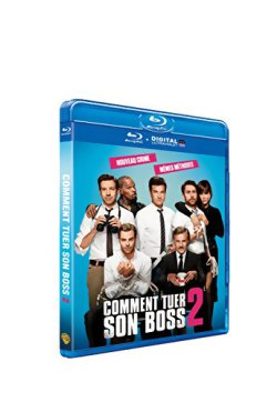 Comment tuer son boss 2 - Blu Ray