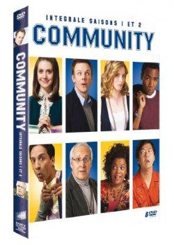 Community Saisons 1 et 2 - DVD