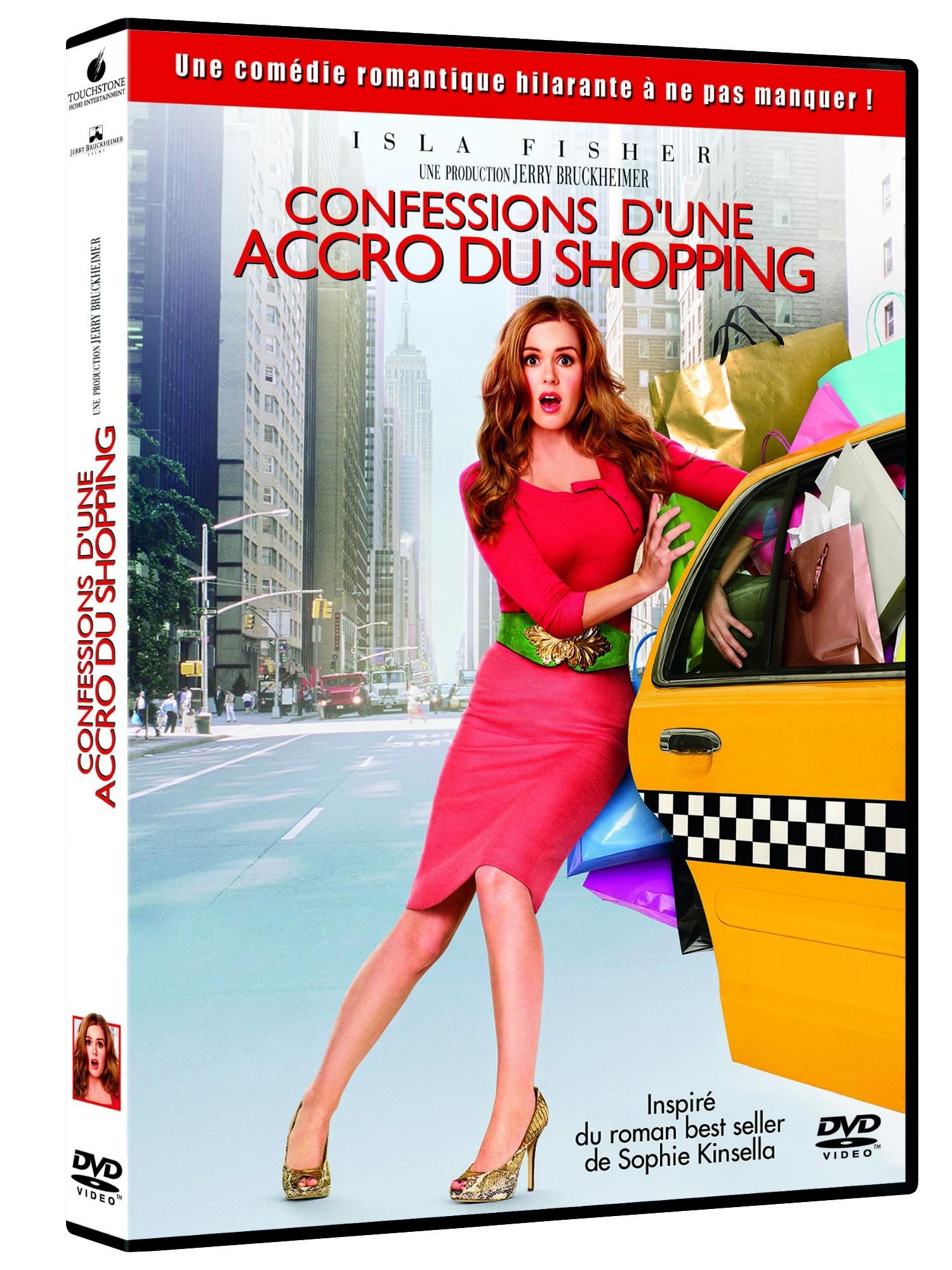 foto de Confessions d'une accro du shopping en Dvd & Blu Ray