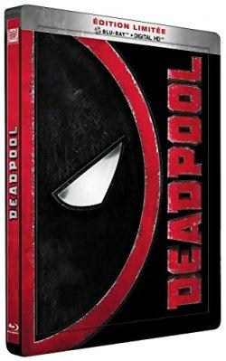 Deadpool - Blu Ray [SteelBook]