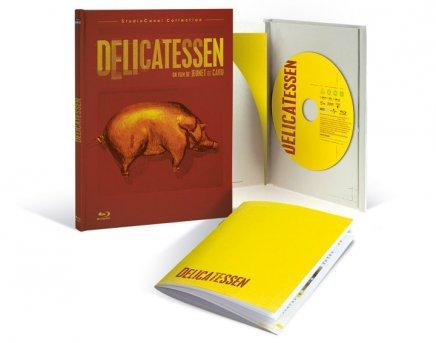 Test Blu-ray du film Test Blu-ray du film Delicatessen