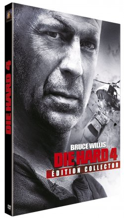 Die hard 4 (retour en enfer) Edition collector