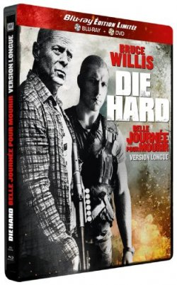 Die Hard : Belle journée pour mourir - Blu-Ray Combo