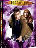 DVD Doctor Who Saison 4 DVD