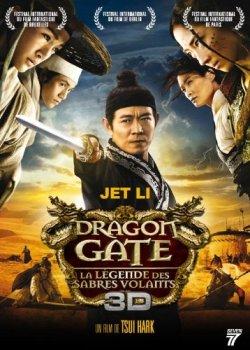 Dragon Gate : la légende des sabres volants - DVD