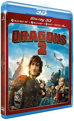 Dragons 2 - Blu-ray 3D