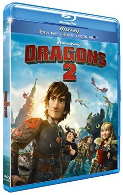 Dragons 2 - Blu Ray