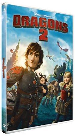 Dragons 2 - DVD