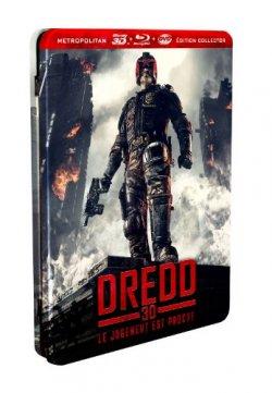 Dredd - Blu Ray 3D