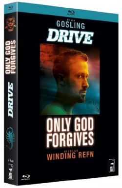 Drive + Only God Forgives - Coffret Blu Ray