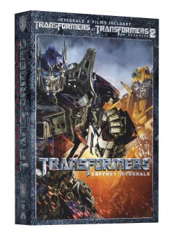 Edition Bipack Transformers + Transformers 2