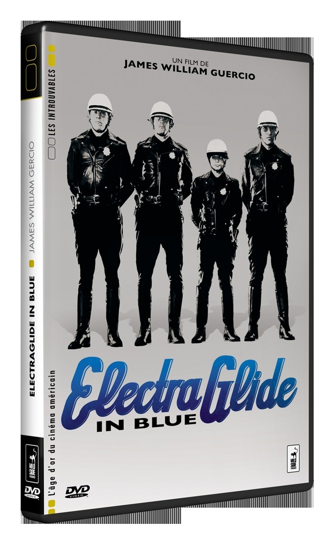 electra glide in blue en dvd blu ray. Black Bedroom Furniture Sets. Home Design Ideas