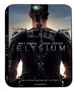 Elysium - Blu Ray Collector