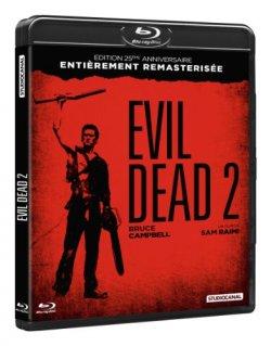 Evil Dead 2 - Blu Ray