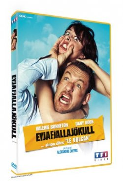 Eyjafjallajökull (le volcan) - DVD