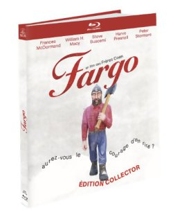 Fargo - Digibook Blu Ray