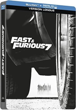 Fast and Furious 7 - Blu Ray