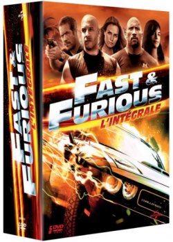 Fast and Furious  Collection Intégrale 5 films