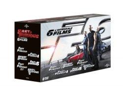 Fast & Furious - DVD Intégrale des films 1 à 6