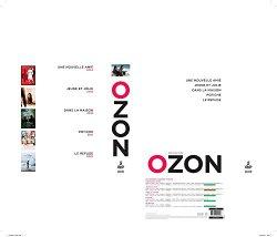 François Ozon - Coffret DVD