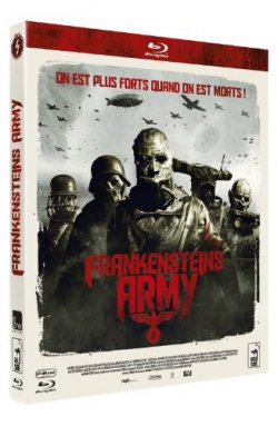 Frankenstein's Army - Blu Ray