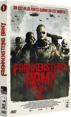 Frankenstein's Army - DVD