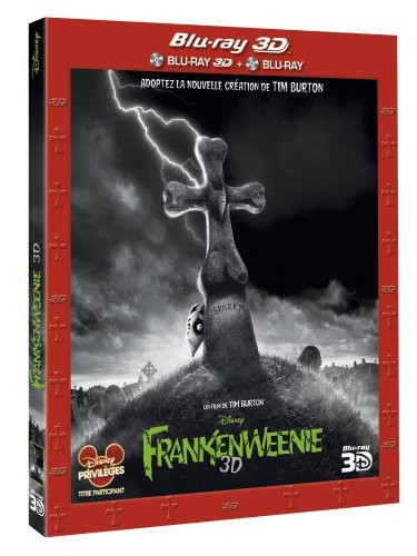 Frankenweenie [FRENCH BLURAY 1080p 3D]