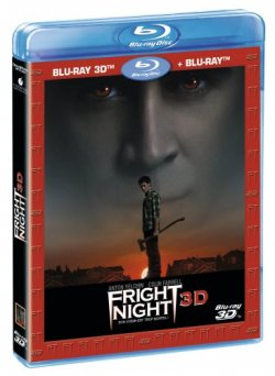 Fright Night Blu Ray 3D