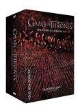 Game of Thrones, L'intégrale des Saisons 1 à 4 en DVD