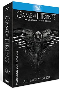 Game of Thrones Saison 4 - Blu Ray