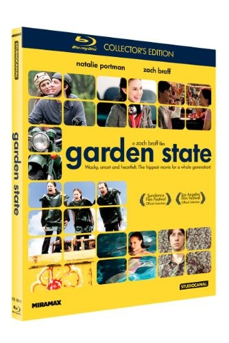 Garden State En Dvd Blu Ray