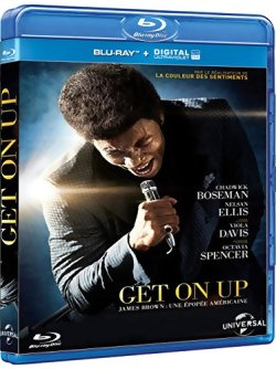 Get on Up - Blu Ray