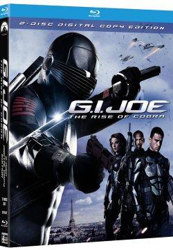 G.I. Joe : Rise of the Cobra